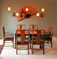 Asian Inspired Dining Room Furniture Stunning Asian Dining Room Contemporary Rugoingmyway Us