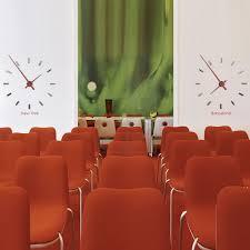Horloge Murale Rouge by Horloge Murale Design Horloge Nomon Tacon L 12 Rouge