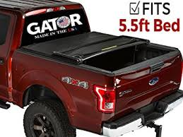Folding Truck Bed Covers Gator Tri Fold Tonneau Truck Bed Cover 2015 2018 Ford