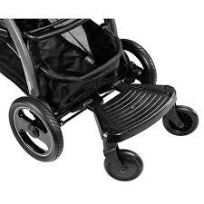 passeggino con pedana secondo bimbo accessori per il passeggino peg perego b礬b礬 confort inglesina