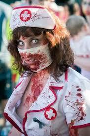 Halloween Zombies Costumes Age 7 15 Girls Zombie Cheerleader Costume Halloween Fancy