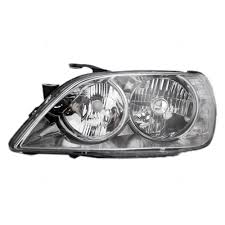 lexus is300 headlight assembly everydayautoparts com 01 05 lexus is300 drivers hid headlight