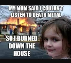 Death Metal Meme - death metal memes home facebook