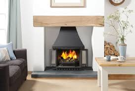 Wood Burning Fireplace by Dovre 1800 Multifuel Wood Burning Fireplace Stove Multi Fuel