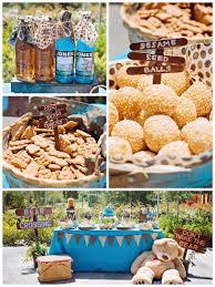 teddy baby shower ideas kara s party ideas teddy picnic baby shower