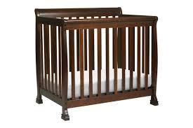 Mini Crib Mattress Size by Davinci Kalani 2 In 1 Convertible Mini Crib U0026 Reviews Wayfair