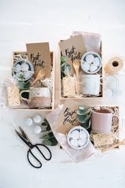 make these easy gift boxes for the coffee lover in your a