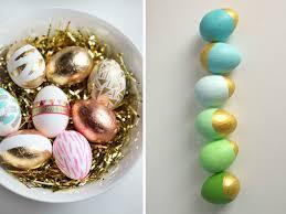 metallic easter eggs 10 easter eggs creative ideas beauty
