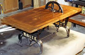 Industrial Style Furniture by Furniture Industrial Style Coffee Table Ideas Silver Square