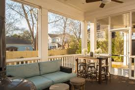 screened porch furniture mediterranean with fade resistant outdoor