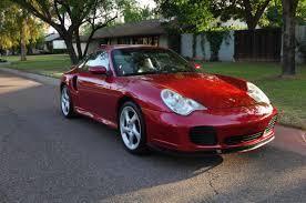 turbo porsche red 2001 911 turbo orient red low miles rennlist porsche