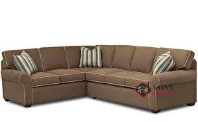 Sleeper Sofa Seattle Seattle Fabric True Sectional By Savvy Is Fully Customizable By