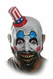 captain spaulding costume house of 1 000 corpses captain spaulding clown costume mask one