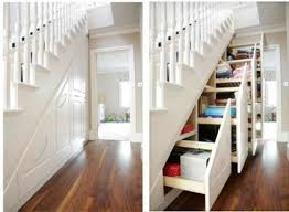 additional storage love the idea of wicker baskets under the