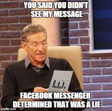 Meme Generator Facebook - image result for facebook message meme danielle s pin s
