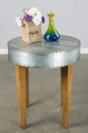 Restoration Hardware Side Table by Best 25 Metal Side Table Ideas On Pinterest Silver Side Table