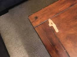 how to refinish veneer table furniture how to refinish a rubberwood and veneer coffee table top