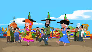 mexican jewish cultural festival phineas and ferb wiki fandom