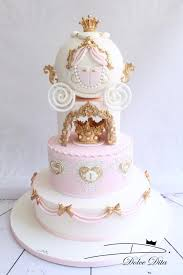 cinderella carriage cake topper princess carriage cake cake by dolce dita in yum form part