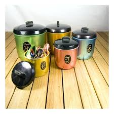 retro kitchen canisters kitchen canisters orange kitchen canisters re retro kitchen