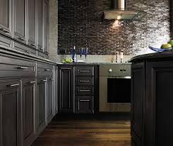 Grey Kitchens Cabinets Cobblestone Grey Cabinet Color On Maple Decora