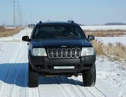 baja jeep grand cherokee 99 04 jeep grand cherokee wj 20in led bumper brackets 10j005