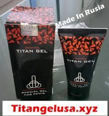 ciri ciri titan gel asli rusia titan gel gold rusia