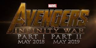 avengers infinity war u0027 announced for 2018 19 in two parts
