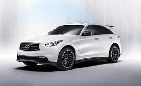 infiniti jeep 2016 infiniti fx sebastian vettel version u0026ndash news u0026ndash car and