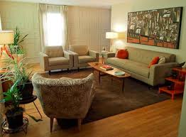 dave makes mid century modern wall panels for his living room for