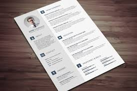 Resume Wizard Template Creative Resume Cv Template With Cover Letter And Portfolio