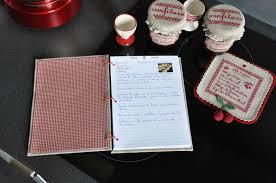 mon cahier de cuisine cahier de recette de cuisine maison design edfos com