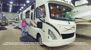 Thor Rv Floor Plans by New 2017 Thor Motor Coach Ace 30 4 Motor Home Class A At Paul