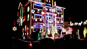 dyker heights christmas lights youtube