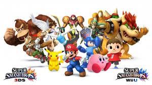 Super Smash Bros 3DS dans Jeux