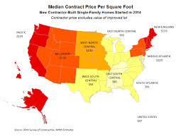 sale and contract prices per square foot in 2014 eye on housing
