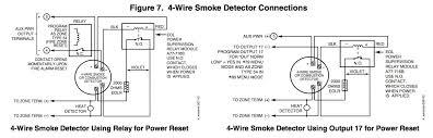 4 wire smoke detector wiring diagram the best wiring diagram 2017