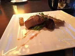 equinox cuisine pan seared foie gras picture of equinox restaurant singapore