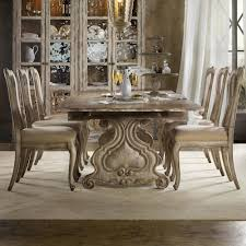 Hooker Furniture Chatelet  Piece Dining Set With Refectory - Hooker dining room sets