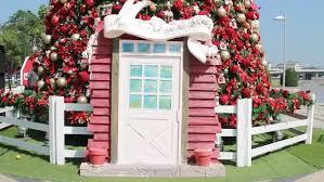 Happy New Year Door Decoration by Autumn Wreath On The Front Door Stock Footage Video 20829412