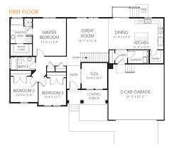 Make Floor Plan Georgia Edge Homes