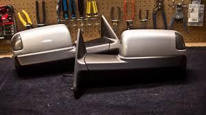 dodge ram 2500 tow mirrors more paint tow mirror dodgetalk dodge car