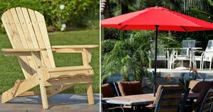 Patio Umbrella Table And Chairs Adirondack Chair And 9 U2033 Patio Umbrella Only 79 99 Shipped