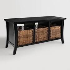 wood bench world market