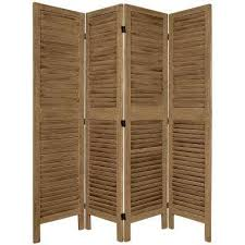 Folding Room Divider Doors Room Dividers Home Accents The Home Depot