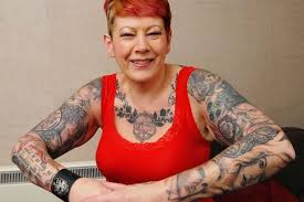 twilight tattoo addict cathy ward will explain her obsession in tv