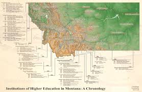 Map Of Billings Montana by Home Trails Treasure State Academic Information U0026 Library
