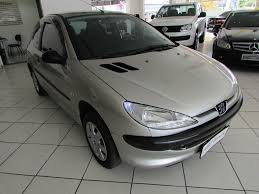 peugeot 206 1 4 sensation 8v flex 2p manual 2006 2007 abc veículos