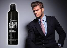 amazon com black bottle mens ketoconazole shampoo anti hair