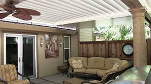 Automatic Patio Cover Innovative Patio Cover Solution Youtube